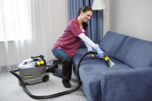 kuidas puhastada tekstiilkattega diivanit